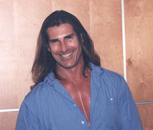 Johnathan's close up of Fabio
